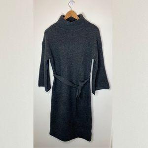 💕NWT Prologue Cozy Wide Sleeve Turtleneck Dress